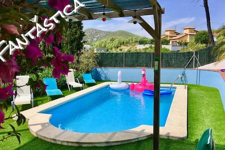 Sitges Villa Apartment.  Lovely Private Apartment