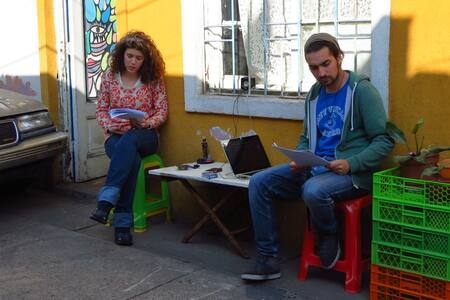 Casita en barrio turistico - Santiago - House