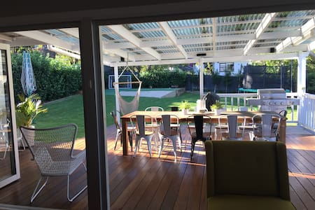 Coastal style family cottage - 10 mins from Manly - Allambie Heights - Ház