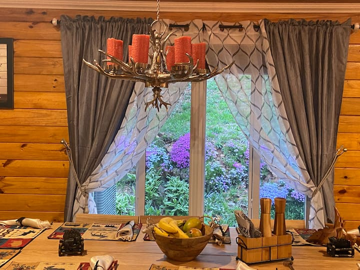"Renovated Cozy Cabin in 44 Acres. ""Golden Bear"""