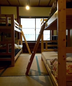 4 Beds Private room in Asakusa - Rumah Tamu