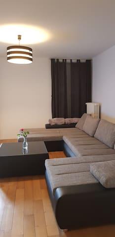 Appartements  au plein  cœur  de Montreux.