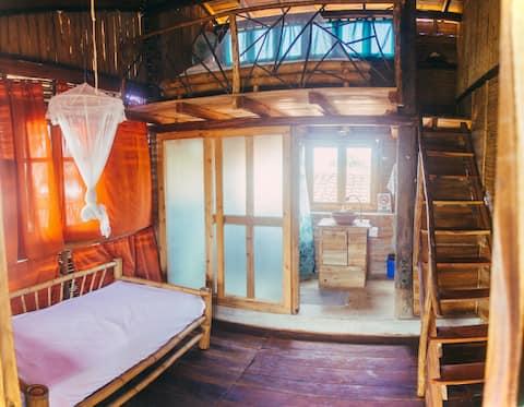 Pochote - Private Twin Suite with Sea View