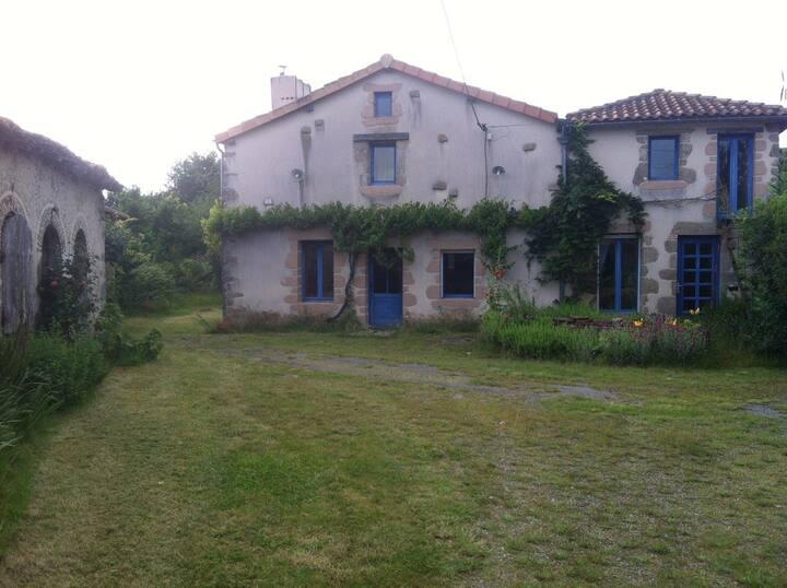 Ancienne maison rénovée