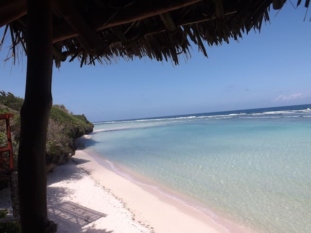 Bureini Beach House, Vipingo - Mombasa - Casa