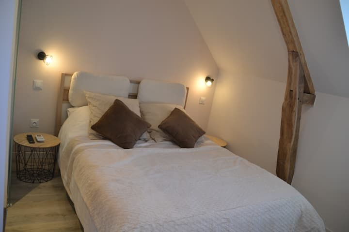 les chambres de l'escotais entre Loire etLoir