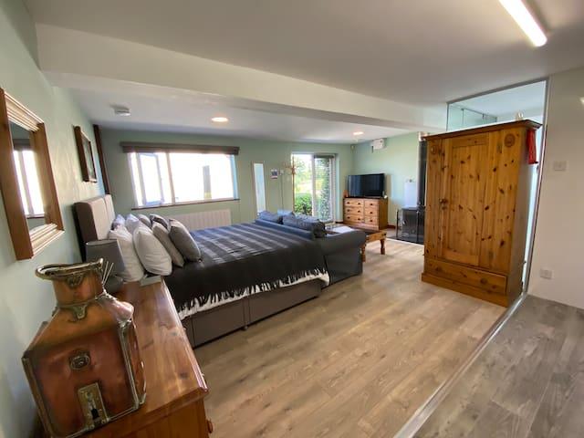 Studio 6 foot wide bed