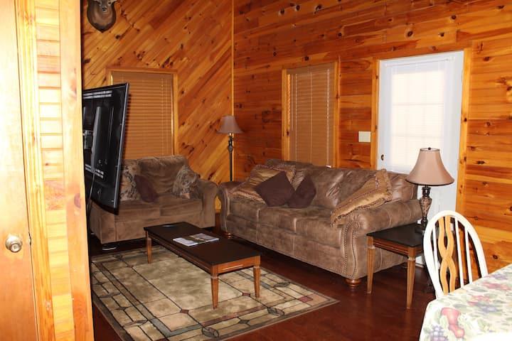 Pickwick Cabin Rental