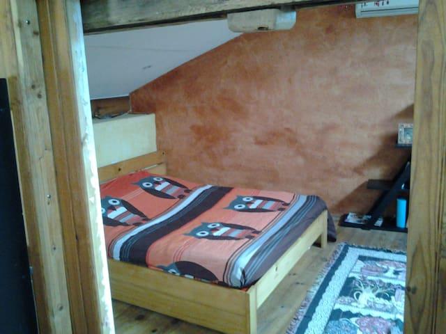 Room Host near Dax - Rivière-Saas-et-Gourby - Haus