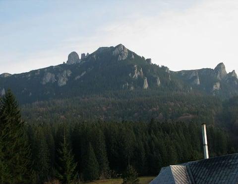 elegant app-bottom of Ceahlau Mountain-Durau