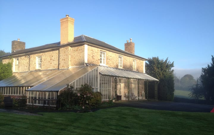 Huntington Court Country House B&B - Hergest View
