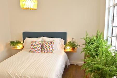 Quiet Queen bed LOCATED @ Condesa - Mexico City