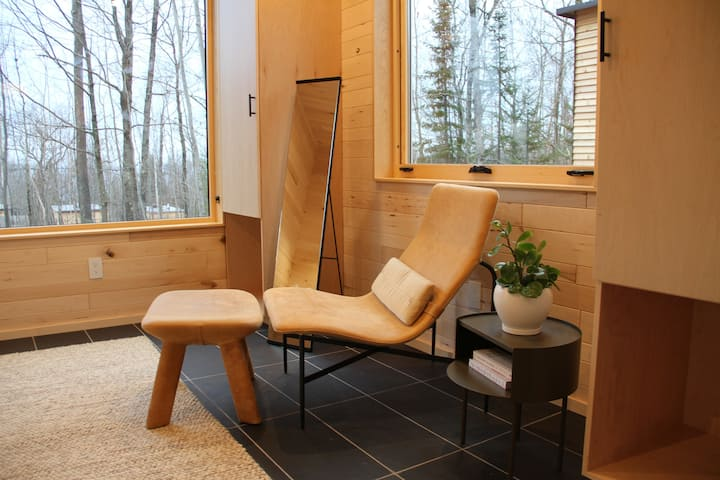 The Nest: Winter Retreat Preview Wild Rice Retreat