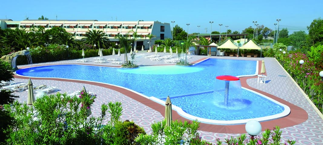 Villaggio Alessidamo Club Metaponto - Lido di Metaponto - Квартира