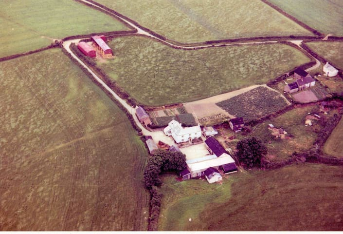 Wing of picturesque Farm in Sunny Devon. - Bideford - Aamiaismajoitus