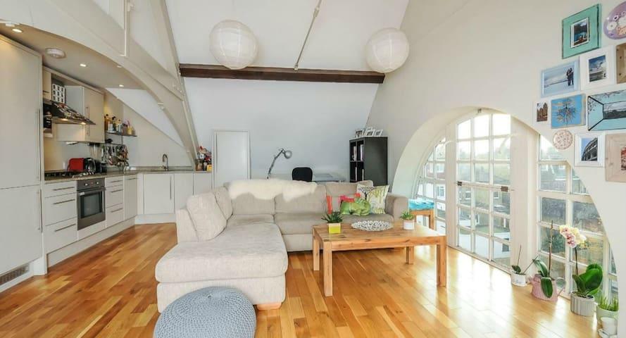Beautiful Modern Flat in Wimbledon - London - Lejlighed