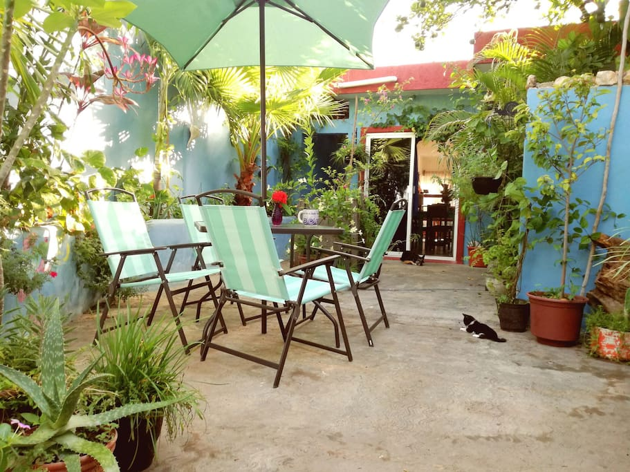Wa Atal Otoch La Casa Del Descanso Houses For Rent In
