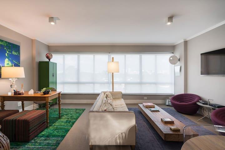 Apartamento Design Al. Gabriel Monteiro da Silva