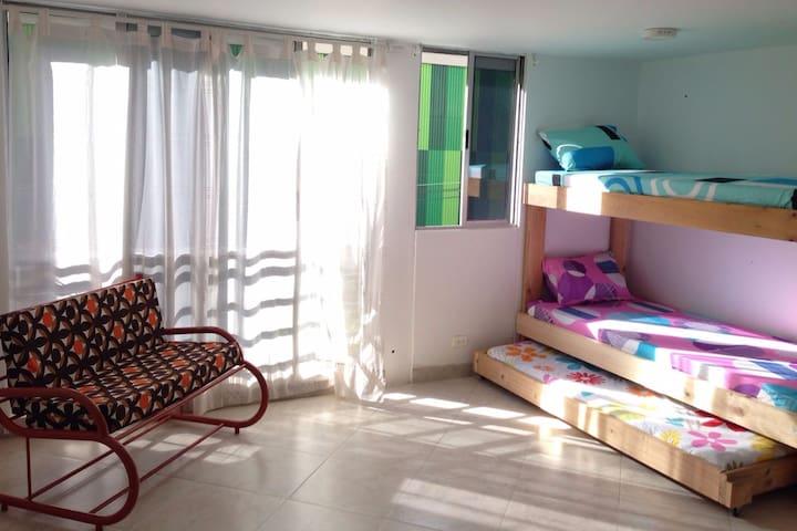 Apartamento Madagascar