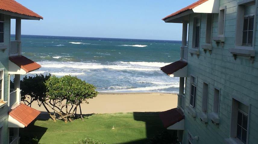 Ocean front Aparment