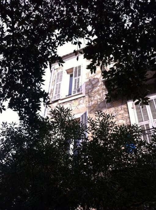 Maison niçoise