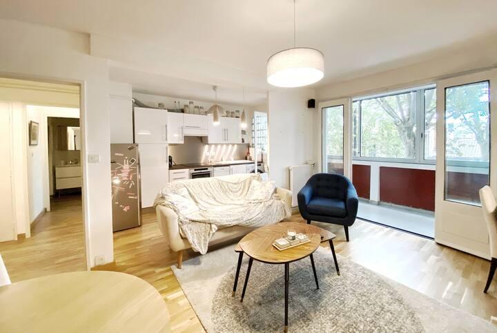 Bel appartement proche centre Toulouse