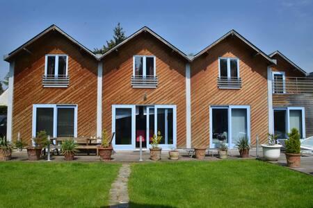 Architect house, 20min from Paris - villennes sur seine