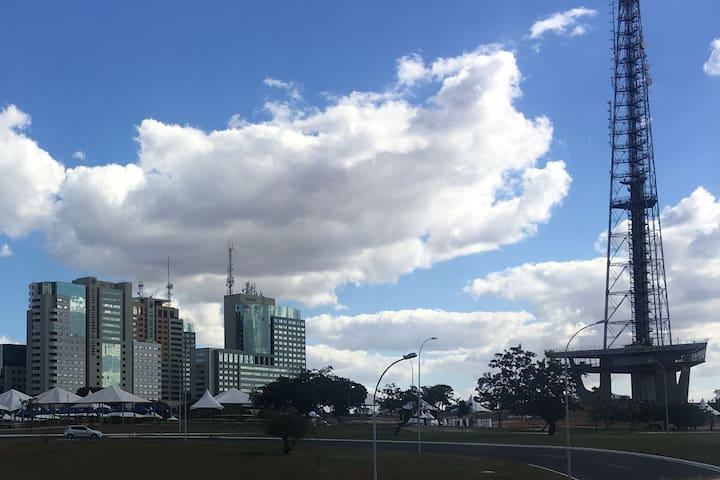 Flat in Brasilia - Complexo Brasil 21