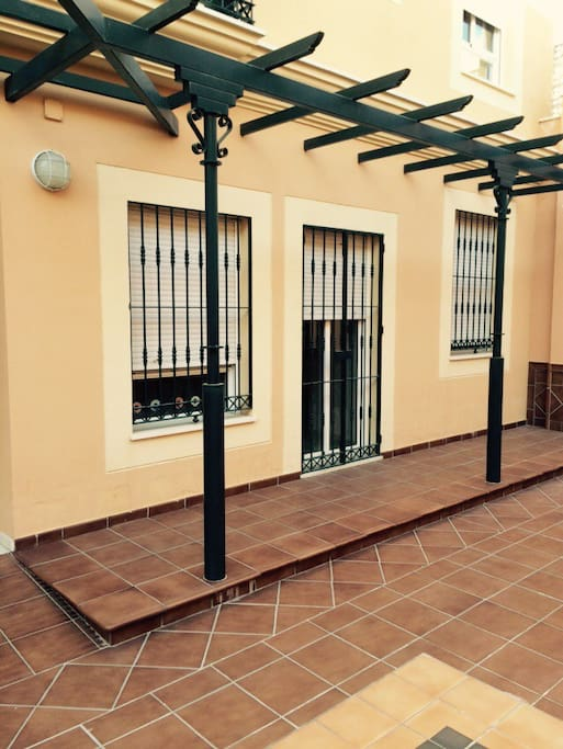 New 2 bed flat in centre Dos Hermanas