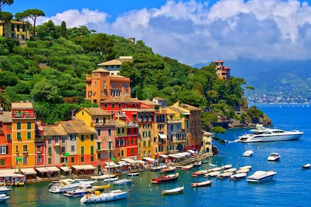 ...in the heart of Portofino... - Portofino - Daire