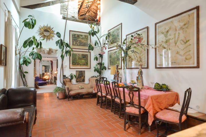 In the Heart of Campo De Fiori - Roma - Apartment