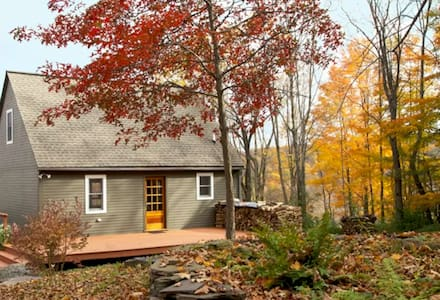 Valley View Cottage - Hot Tub - Roxbury - House