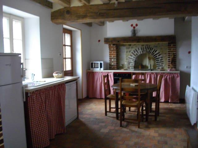 Gîte à la ferme - Moussonvilliers - Casa