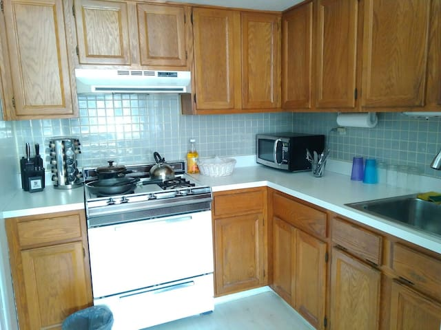 Entire 2BR apartment, your home away from home
