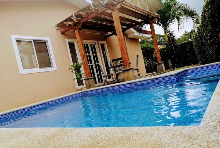 Family House w/ Private Pool in Jaco Beach
