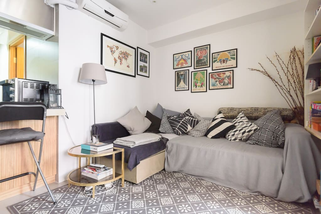 Newly renovated 2bd fantastic location appartements louer hk hong kong island hong kong - Farbiges modernes appartement hong kong ...