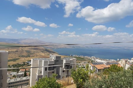 Apartment on the Sea of Galilee