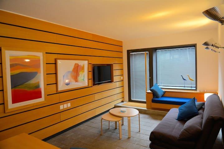 ATLANTIC studio, Verbier - Bagnes - Apartemen