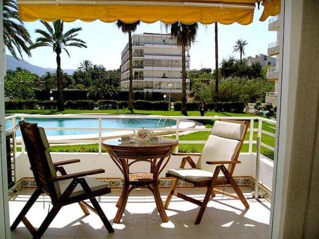 Beautiful Seafront apartment Altea