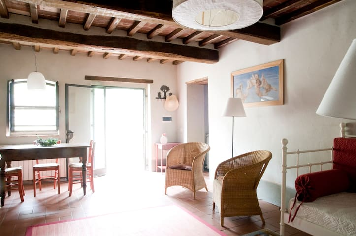 A cosy apartment in Tuscan hamlet2+ - Pergine Valdarno, Arezzo - Appartement