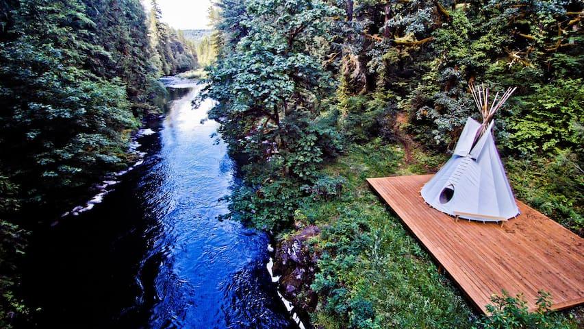 Trout Creek Wilderness Lodge Retreat Center