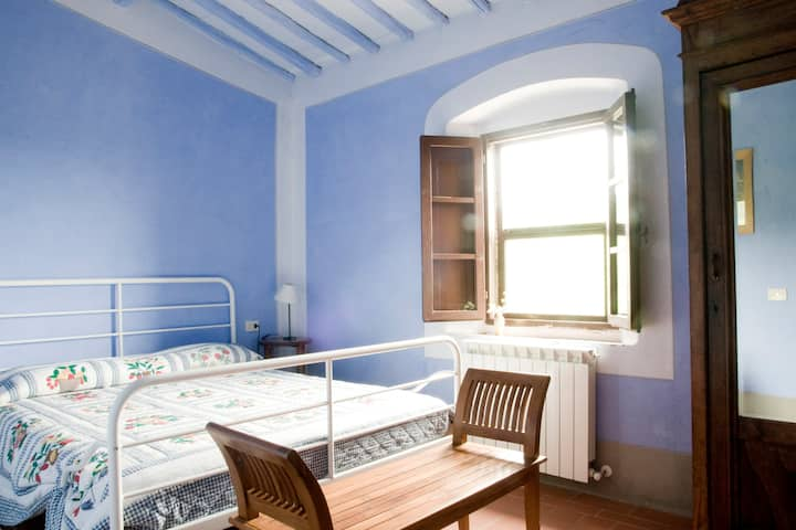 A cosy apartment in Tuscan hamlet/4
