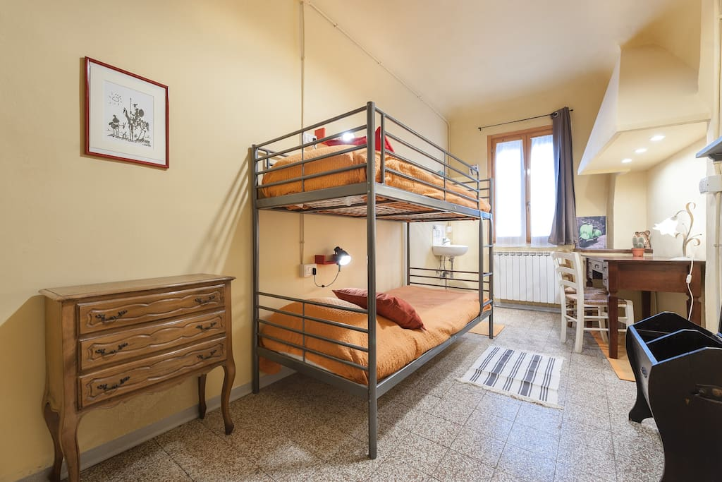 Apartment in san niccolo chambres d 39 h tes louer for Chambre d hote florence