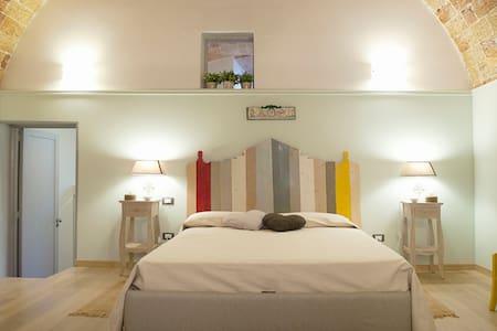 CASETTA DI GIÙ   DIMORA DI CHARME - Alessano - Apartment