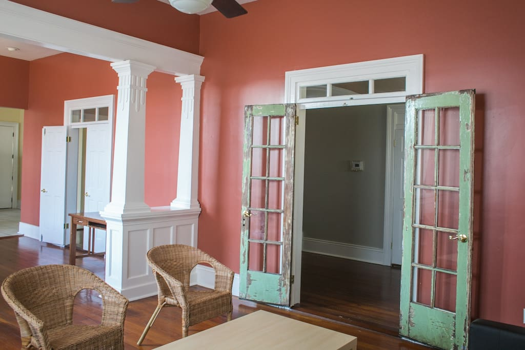 Gorgeous 5 Bedroom House In Treme Houses For Rent In New Orleans Louisiana United States