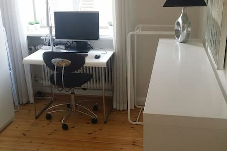 Very convenient,nice and quiet room - Valby - Flat