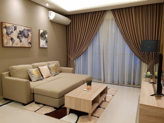 Luxury @ R&F Princess Cove Johor-CIQ-6-7 PAX