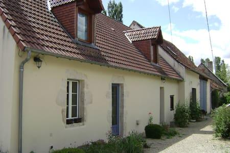 Loue chambre  - Cerbois - Haus