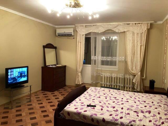 1 комнатная, большая квартира в центре Уфы