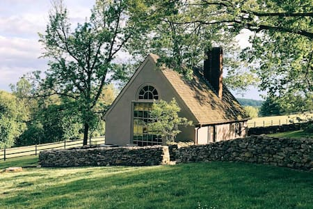 Charming cottage on 50 acre Chester County farm